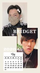 カレンダー 2020年5月 SP