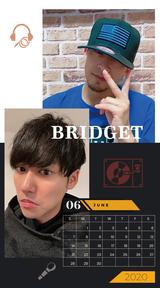 カレンダー 2020年6月 SP