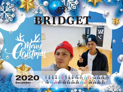 カレンダー 2020年12月 1600×1200