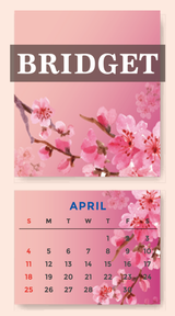カレンダー 2021年4月 SP