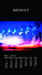 カレンダー 2017年5月 SP