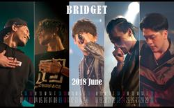 カレンダー 2018年6月 1920×1200